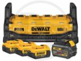 DeWalt 1,800W Portable Power Station & Parallel Battery Charger Kit, 20V & 60V Flexvolt®