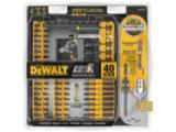 DeWalt 40Pc IMPACT READY® Screwdriving Set